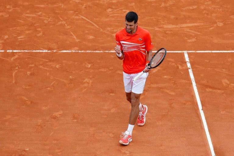 Djokovic treme mas confirma 'vingança' depois de 2h36