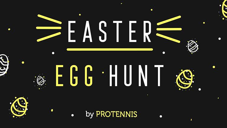 Passatempo Bola Amarela – Easter Egg Hunt