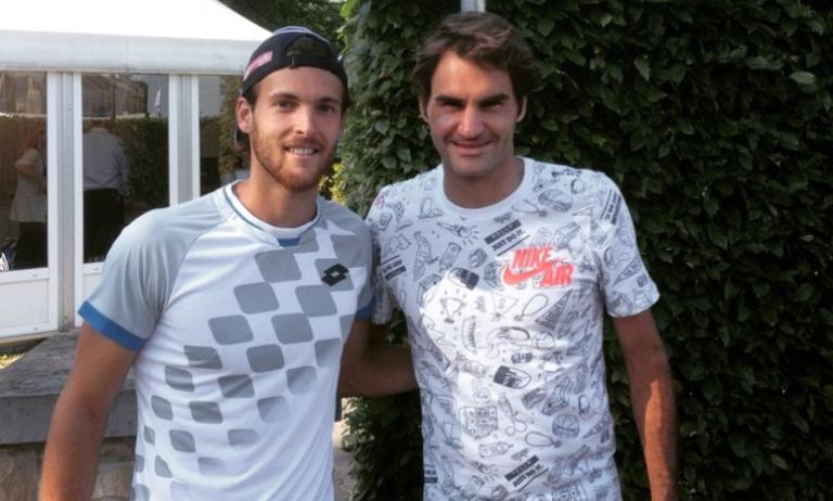 João Sousa: «Gostava de ganhar ao Federer antes de se retirar»