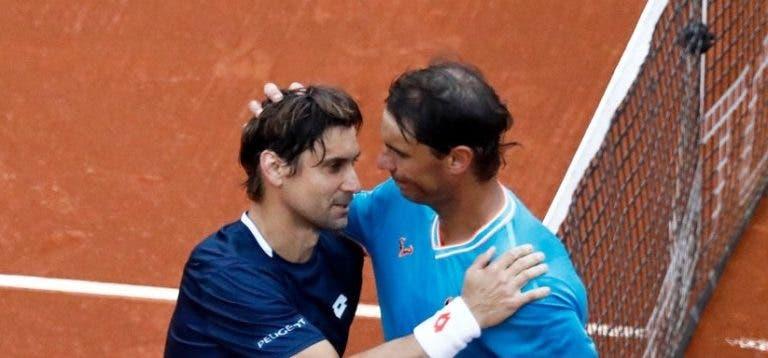 Nadal: «Foi um dia triste, o Ferrer merece mais do que uma ovação»