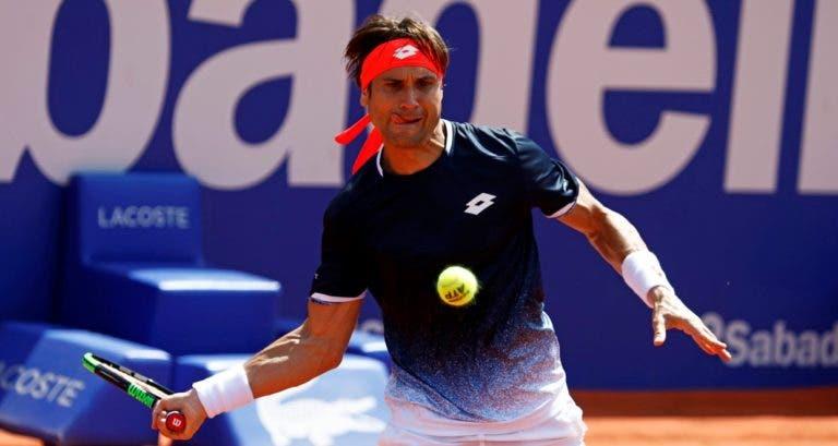 Ferrer elege serviço de Federer, mentalidade de Nadal e físico de Djokovic como a chave para o 'jogador perfeito'