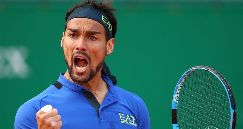 Race. Se a época acabasse agora… Fognini ia às ATP Finals de Londres
