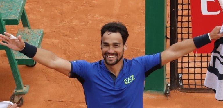 CAMPEÃO! Fognini derrota Lajovic na final de Monte Carlo e vence o primeiro Masters 1000 da carreira