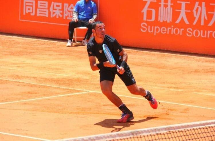 [VÍDEO] Nanchang. Gonçalo Oliveira vs Duckhee Lee, em DIRETO