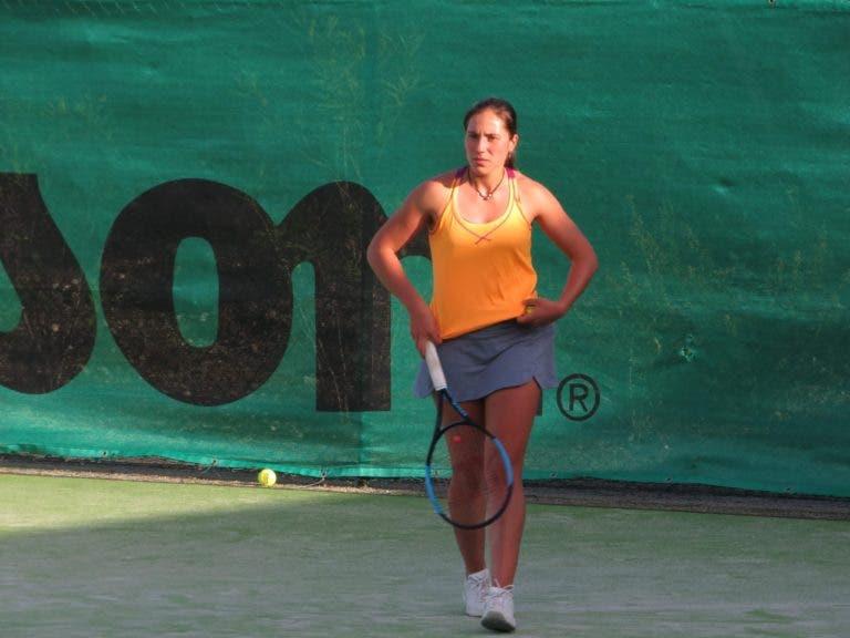 Francisca Jorge eliminada na segunda ronda em Óbidos