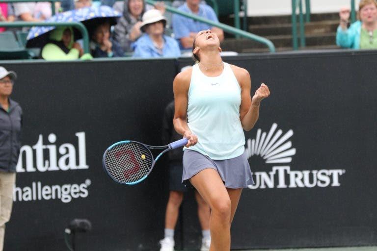Keys derrota Wozniacki pela primeira vez e conquista título inédito em Charleston