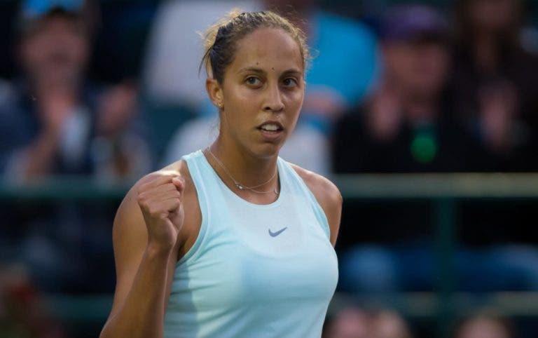 [VÍDEO] O momento em que Keys derrotou Wozniacki e conquistou o título em Charlestone