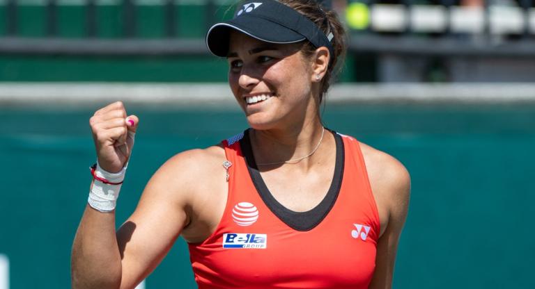 Quase três anos depois do ouro olímpico, Monica Puig está de volta ao seu melhor