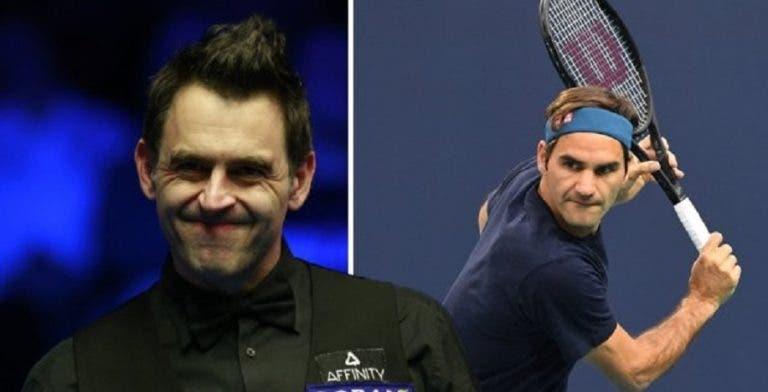 O'Sullivan: «Adoro quando dizem que sou o Federer do snooker»