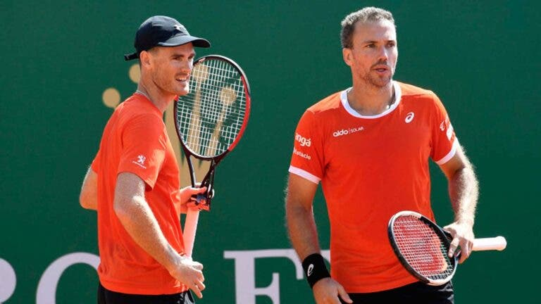 Roland Garros é o último torneio de Bruno Soares e Jamie Murray juntos