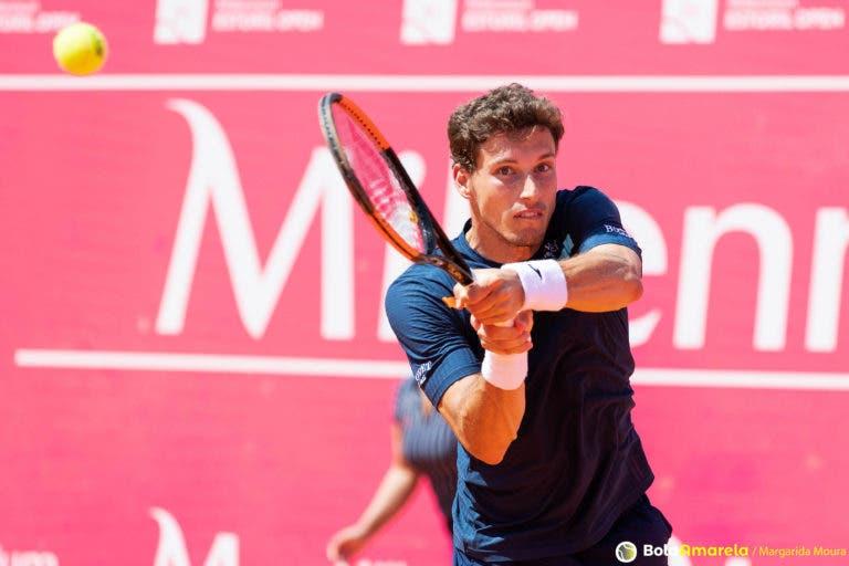 Já se sabe que tenistas vão disputar o circuito de torneios nacional em Espanha: dois top 25 presentes
