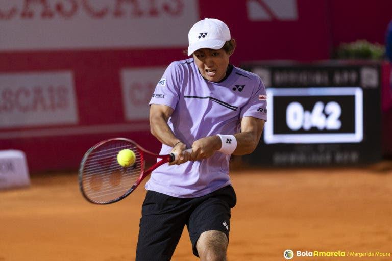 Nishioka: «Se ultrapassar a pressão na ATP Cup vou crescer a nível tenístico»