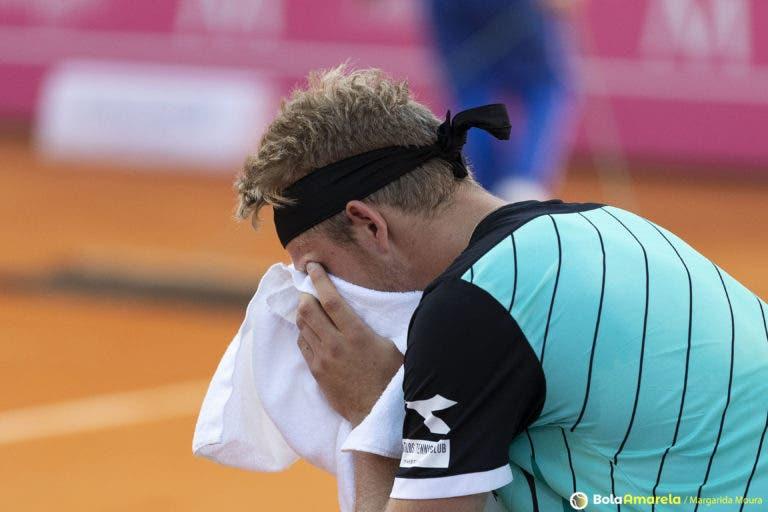 Davidovich Fokina testa positivo à Covid-19 e falha Australian Open