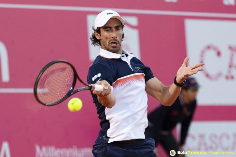 Pablo Cuevas é o décimo 'sortudo' a chegar a uma final ATP