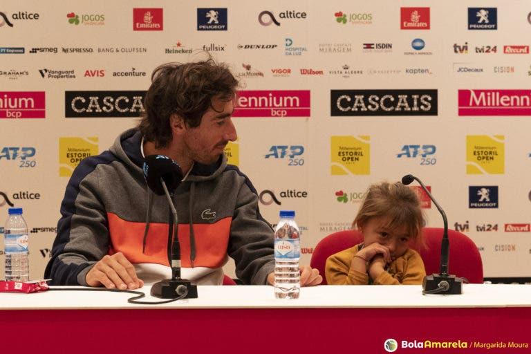 Cuevas: «O Rafa disse-me uma vez que só se sente cansado quem perde. Agora estou feliz»