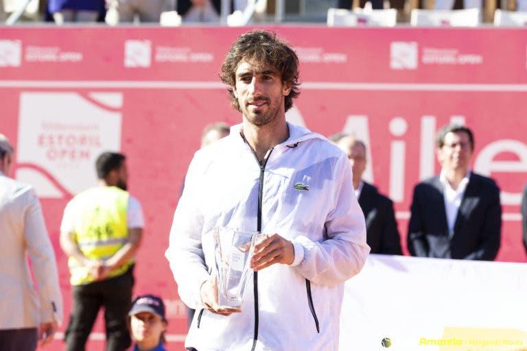 Cuevas não vai ao US Open: «Seria como meter-me na toca do lobo»