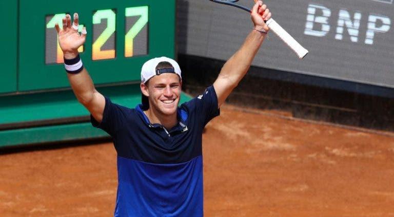 Schwartzman: «Agora já confio plenamente nas minhas chances para Roland Garros»