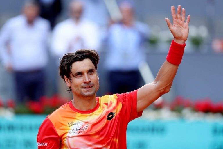 David Ferrer: «Fora do ténis relativizas tudo muito mais»