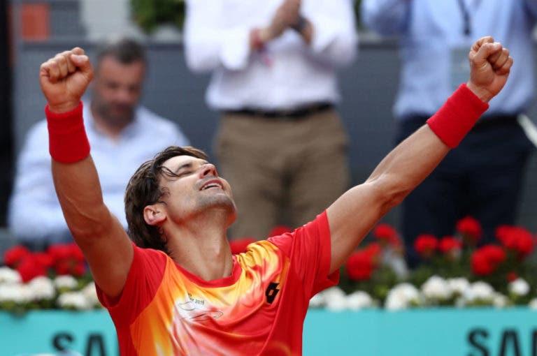 Adeus, campeão. Zverev acaba com a carreira de Ferrer em Madrid