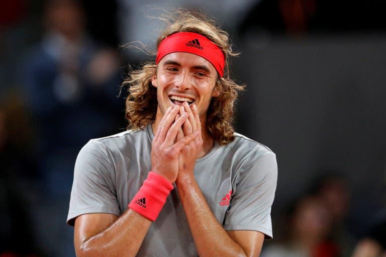 Eis o novo top 10 ATP, com várias alterações depois de Madrid