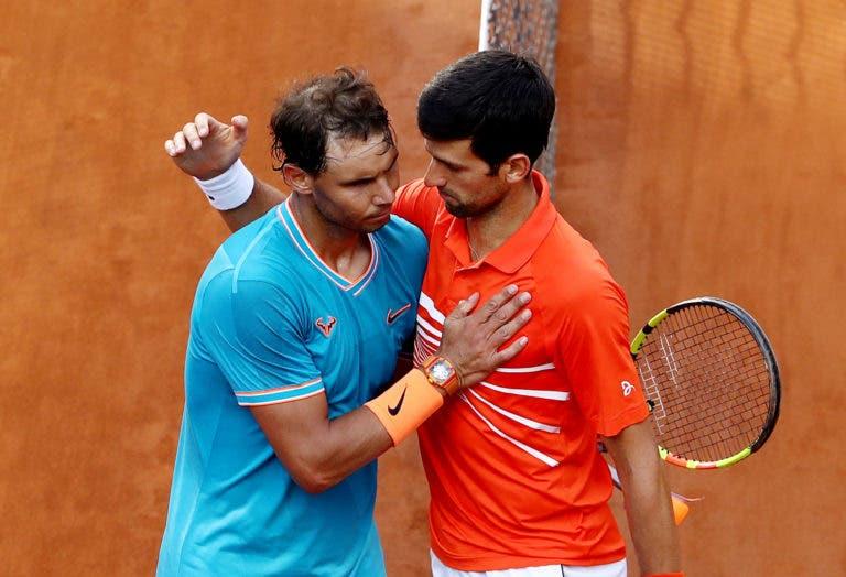 Quem são os principais favoritos para vencer Roland Garros nas casas de apostas?