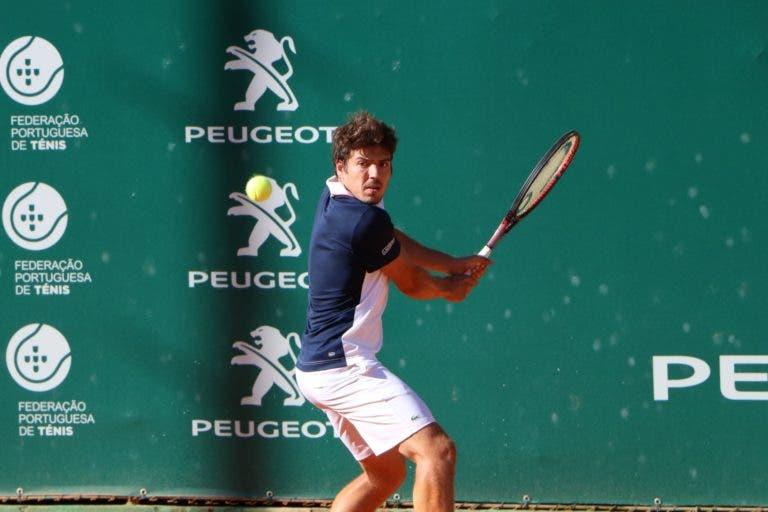 João Domingues cede na estreia e Lisboa Belém Open fica sem portugueses em singulares