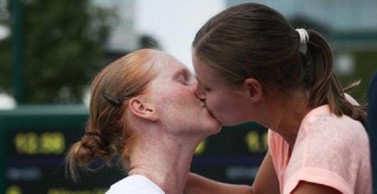 Van Uytvanck e Minnen querem ser exemplo para superar a homofobia