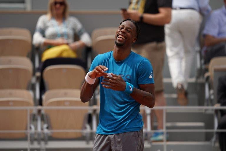 Monfils mostra ambição: «Quero ganhar Roland Garros»