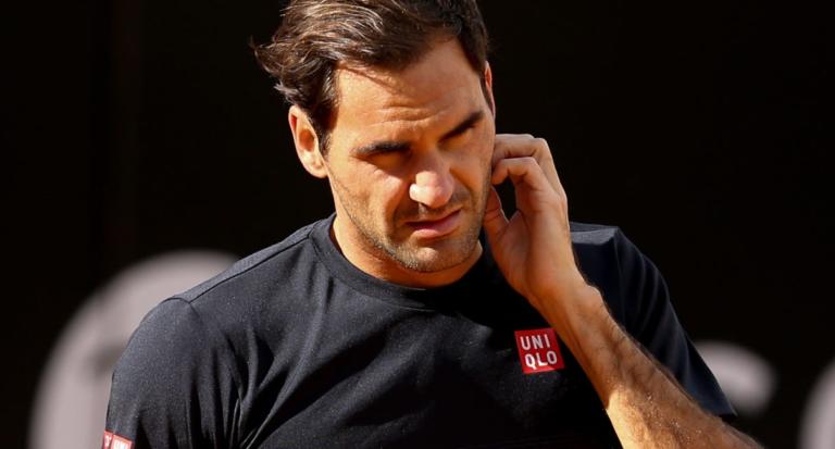 Roger Federer não se inscreveu no Masters 1000 de Roma