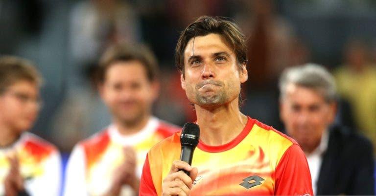 Ferrer pessimista: «Acho difícil que se volte a jogar ténis em 2020»