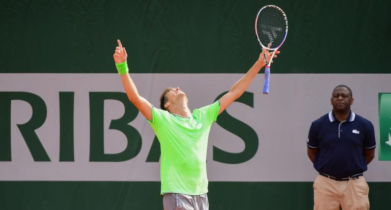 Avalanche gaulesa em Roland Garros: seis tenistas da casa na ronda final do qualifying