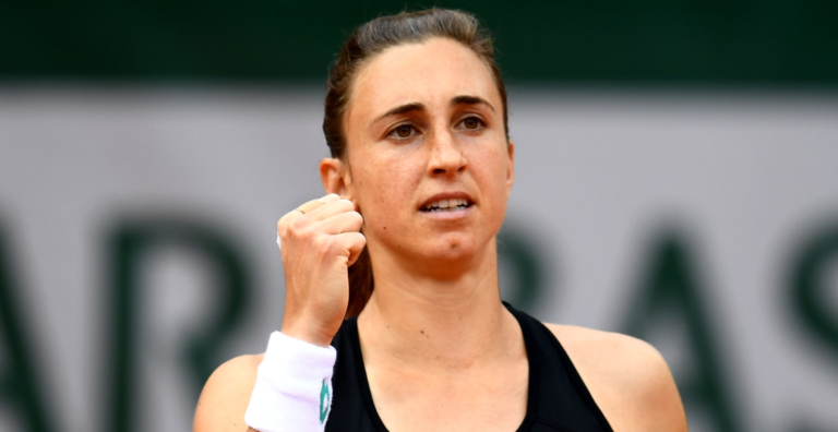 Martic joga muito e elimina a número 2 mundial Pliskova na 3.ª ronda