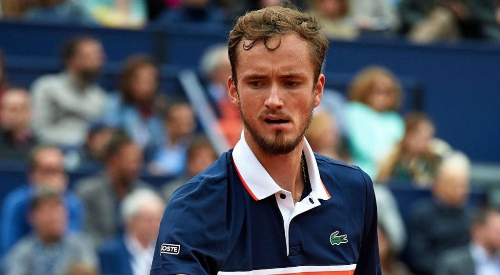 Confirma-se: Medvedev desiste ATP 250 de Moscovo