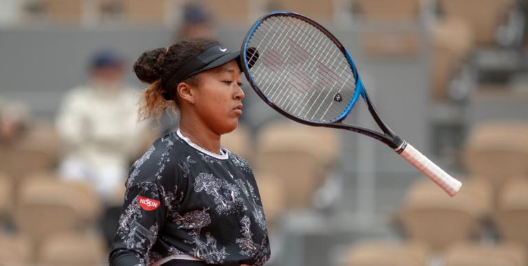 Osaka e a estreia em Roland Garros: «Nunca tinha estado tão nervosa»
