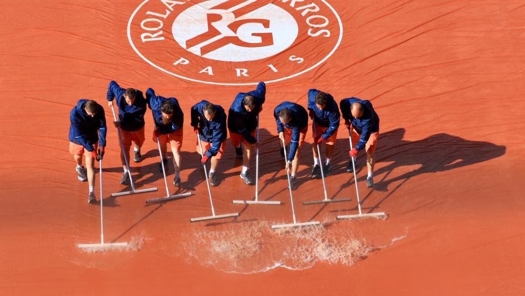 Complicado: Roland Garros deverá ser (muito) afetado pela chuva