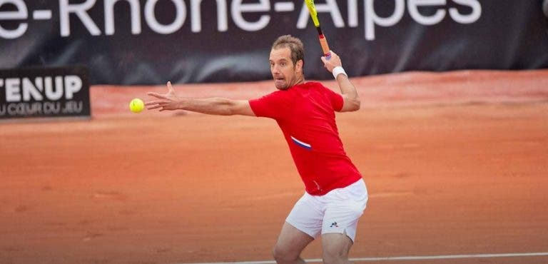 Salvar 19 break points, dois match points e vencer o encontro? Obra do (regressado) Gasquet