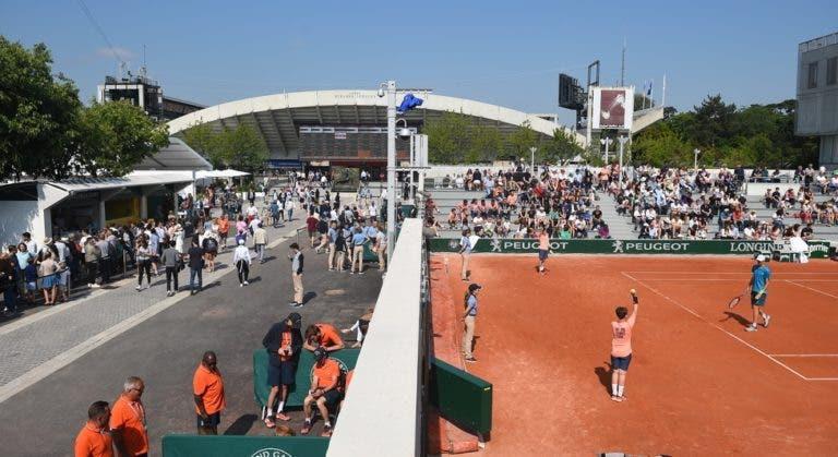Qualificação de Roland Garros e ATPs de Lyon e Genebra com transmissão televisiva