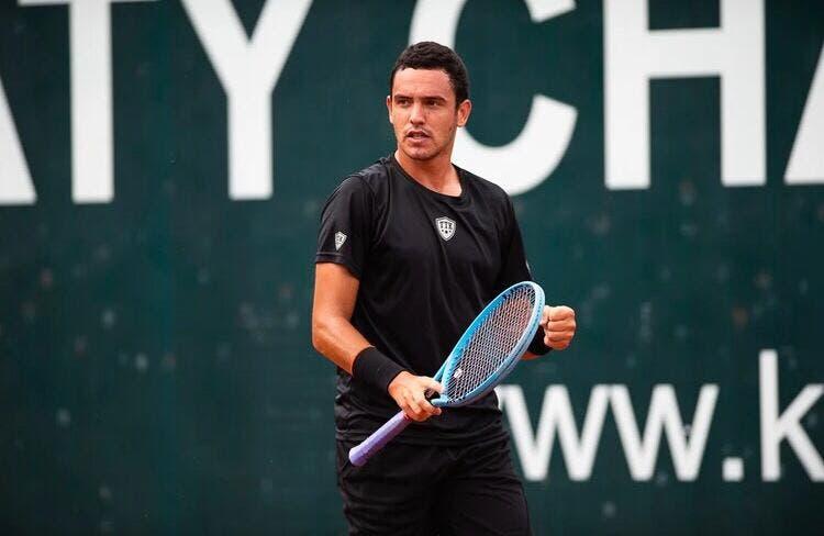 Gonçalo Oliveira eliminado na primeira ronda do Challenger de Kaohsiung
