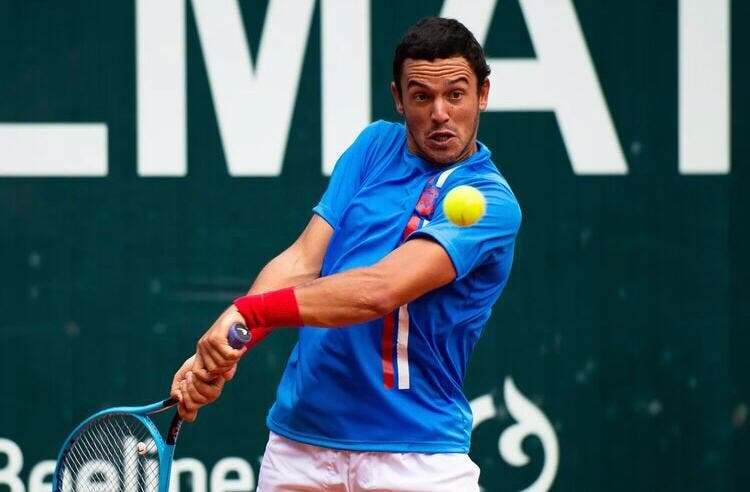 Gonçalo Oliveira eliminado na primeira ronda do Challenger de Ningbo