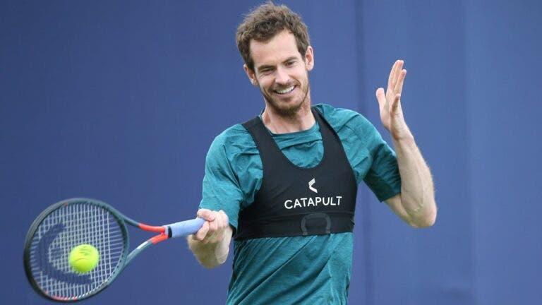 López: «O Murray não queria convite para não tirar a vez a outros jogadores britânicos»