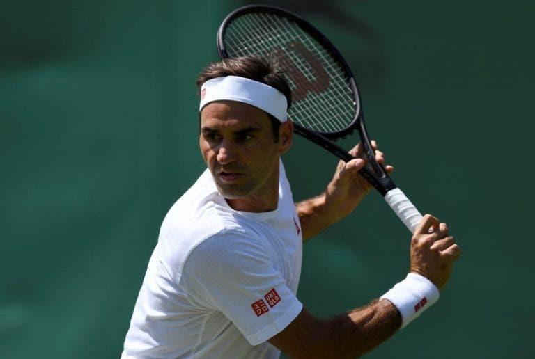 Cincinnati: siga Roger Federer vs Juan Ignacio Londero no nosso live center