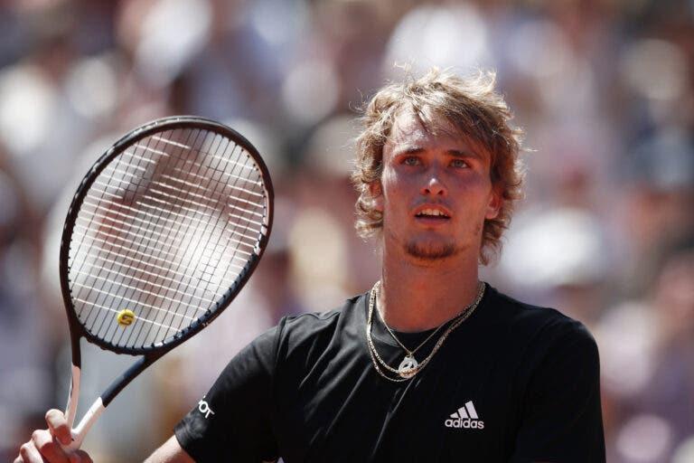 Zverev: «Nadal pode vencer mais dez Roland Garros»