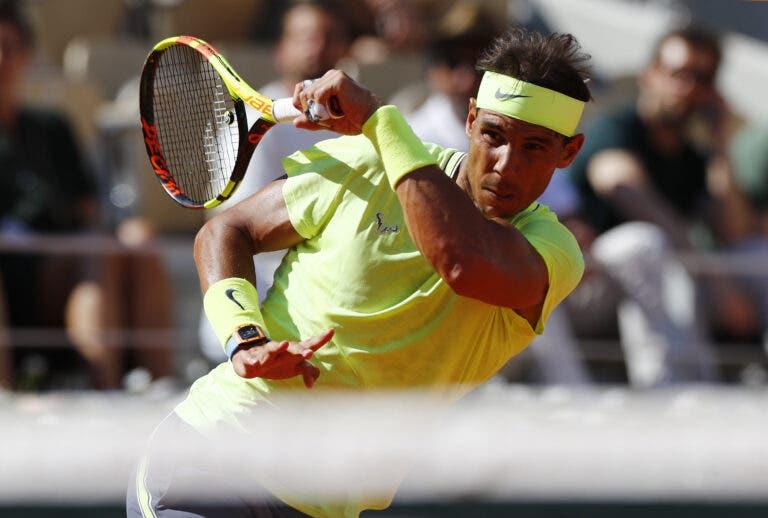 Nadal triunfa e segue para os quartos de final de Roland Garros pela 13.ª vez na carreira