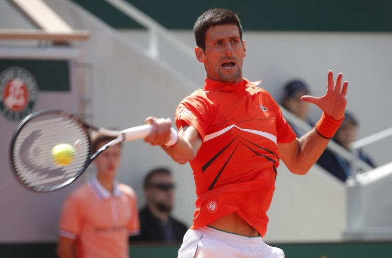Djokovic: «Federer e Nadal continuam a ser os jogadores de maior sucesso da história»