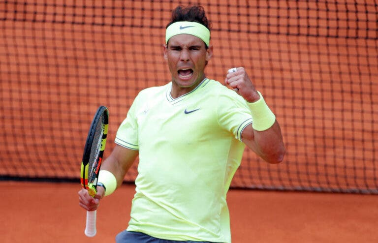 Imperial! Nadal é demasiado forte e afasta Federer rumo à final de Roland Garros