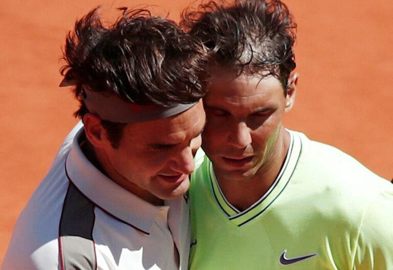 Nadal e o recorde de Grand Slams de Federer: «Claro que gostava de ter mais que ele»