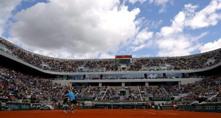 Roland Garros anuncia mudanças na atribuição dos wild cards já para 2020