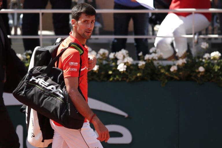 Djokovic: «Foi uma das piores condições de jogo que já apanhei»