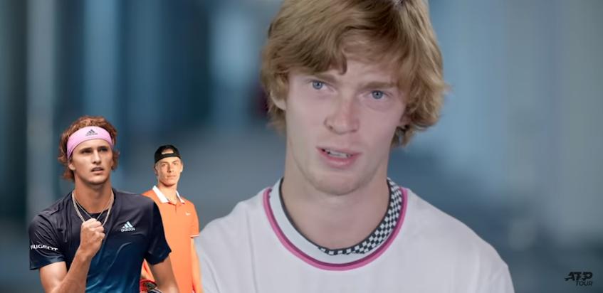 [VÍDEO] ATP lança ação onde os jogadores revelam que os fãs os confundem… com outros tenistas