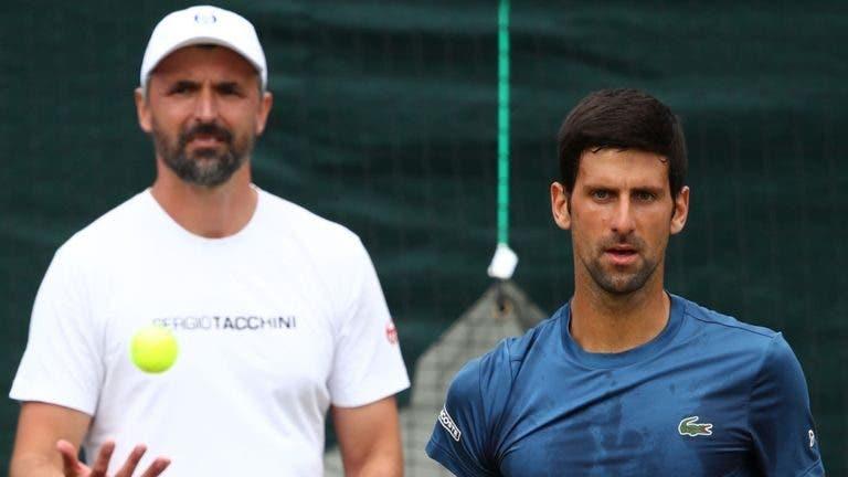 Ivanisevic: «Acho que Federer não vai vencer mais nenhum Grand Slam»